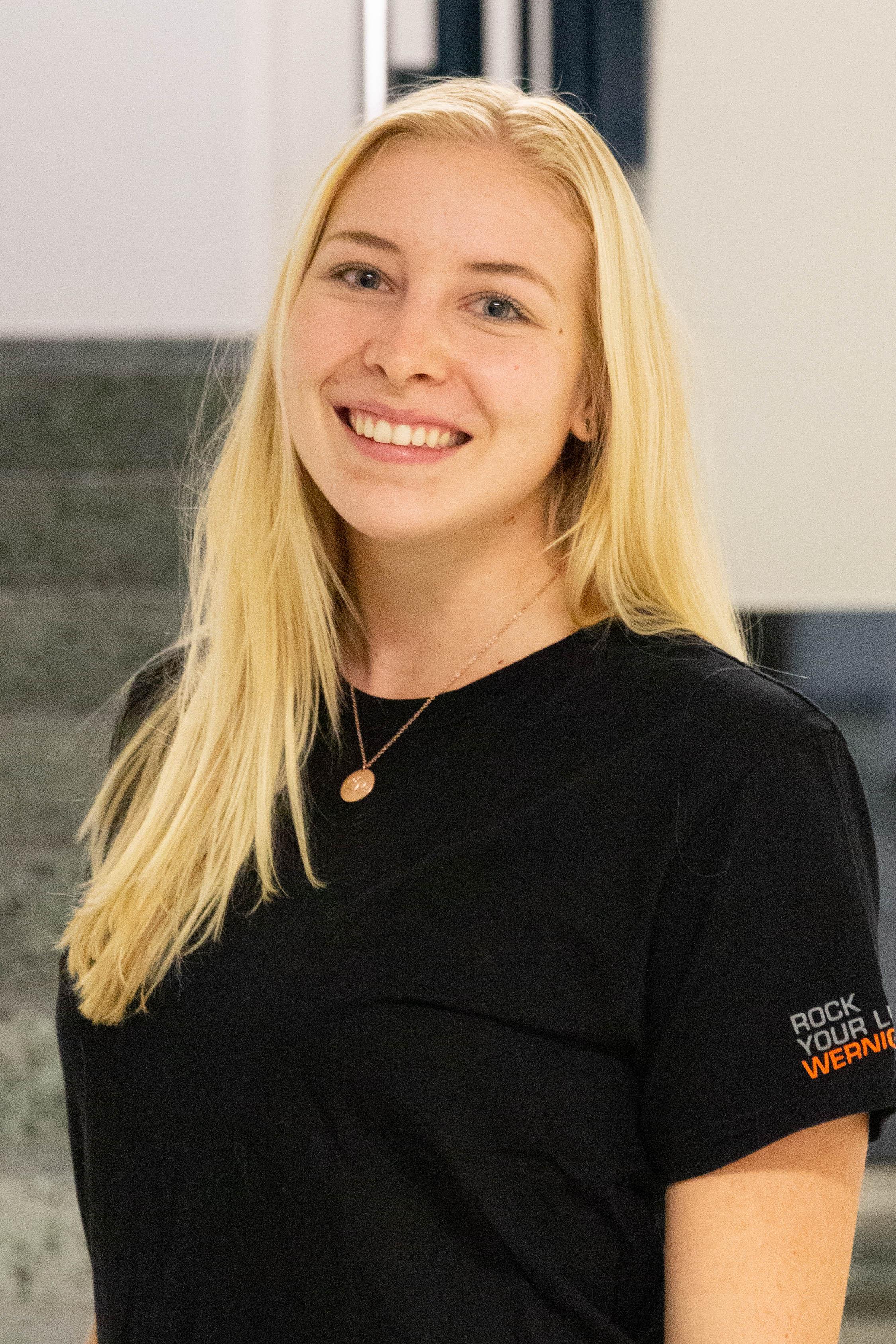 Sarah Frisse